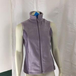 Columbia Fleece Vest XS NWT